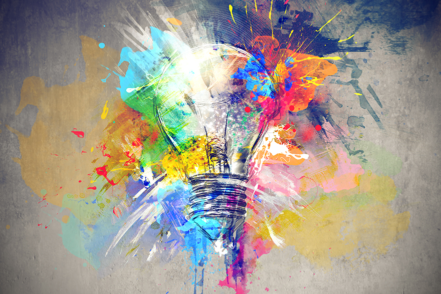 Happy and creative at work: How to maximise your and your team's creative potential