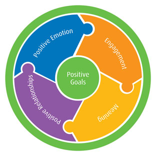 Positive psychology model